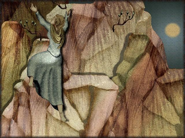 La chantefable Aucassin et Nicolette (XII ème et XIII ème siècle) (Illustré) Scene17a