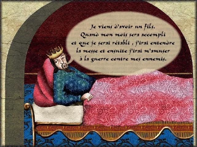 La chantefable Aucassin et Nicolette (XII ème et XIII ème siècle) (Illustré) Scene28c